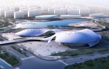 广州亚运会篮球馆